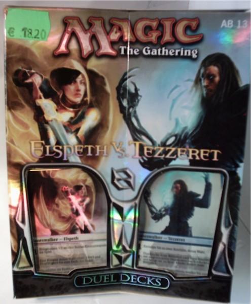 """MAGIC Duel Decks """"Elspeth vs. Tezzeret"""""""